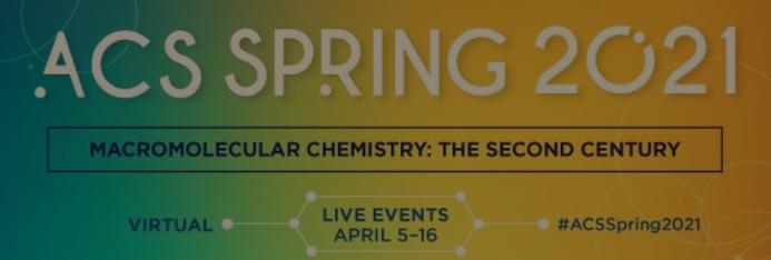 ACS spring meeting